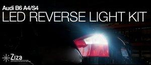 B6 Audi LED Reverse Light Kit