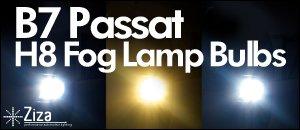 Passat B7 H8 Bulbs