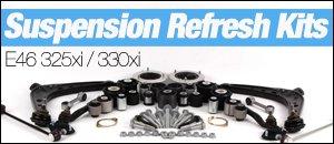 BMW E46 Non-M Suspension Refresh Kits