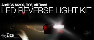 C5 Audi LED Reverse Light Kit
