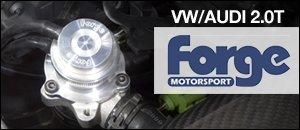 Forge Diverter & Blow Off Valves - VW/Audi 2.0T
