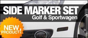 ECS Tuning MKVI Jetta Sportwagen/Golf Sidemarker Sets