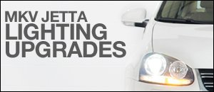 MKV Jetta Headlight Upgrades