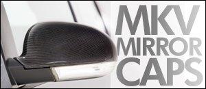 MKV Mirror Caps