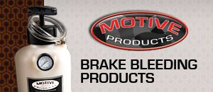 Motive Brake Bleeding Products