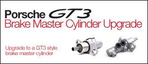 Porsche Boxster/Cayman Brake Master Cylinder Upgrade