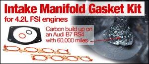 RS4 Intake Manifold Gasket Kit