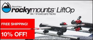 RockyMounts LiftOps
