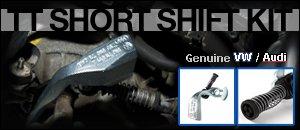 TT Short Shifter Kit For The VW MKIV