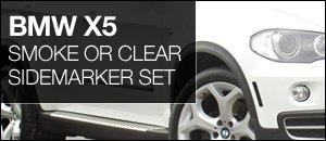 BMW X5 Ziza Side Markers