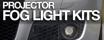 VW MKV ZiZa Projector Fog Light Kit