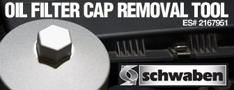 Schwaben Oil Filter Cap Removal Tool