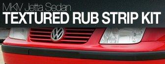 VW MKIV Jetta Textured Rub Strips