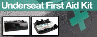 BMW E46 / E93 Underseat First Aid Kit