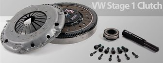VW Stage 1 Clutch Kit (228mm)