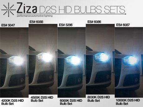 Ecs News Ziza D2s Hid Bulbs