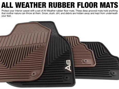 Ecs News C5 A6 Rubber Floor Mats