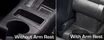 MKIV Arm Rest Delete Kit