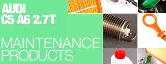 C5 A6 2.7T Scheduled Maintenance Service Items