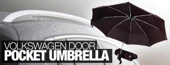 Volkswagen European Door Pocket Umbrella